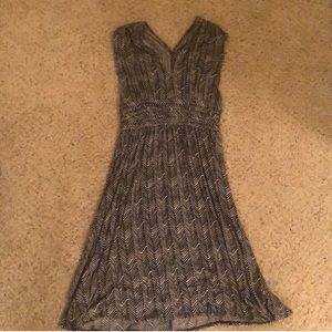 Anthropologie Jersey Knit Dress Small